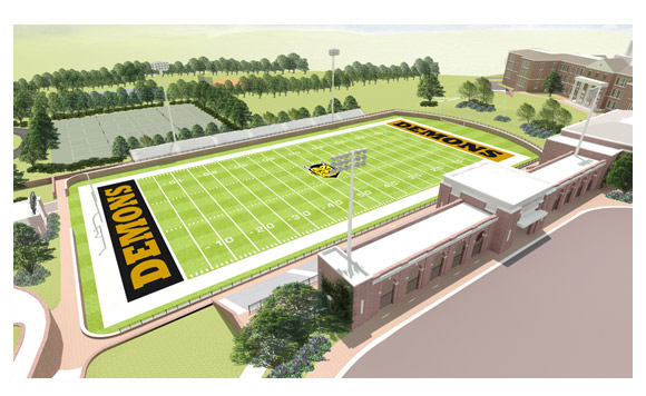 Stadium rendering 5 from Home Field Advantage website